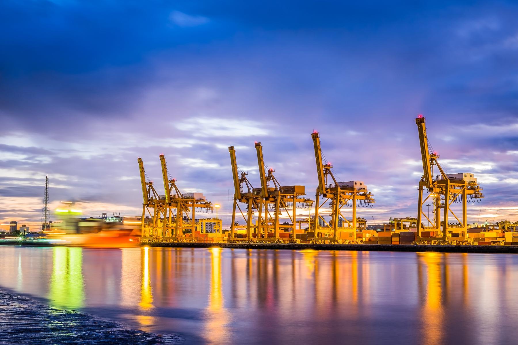 Port Machinery 检验监造服务 Tuv Nord