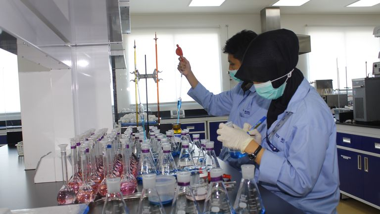 Laboratory - Our Services | TUV NORD