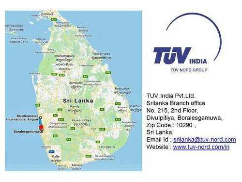TUV India Extends Its Presence in The International