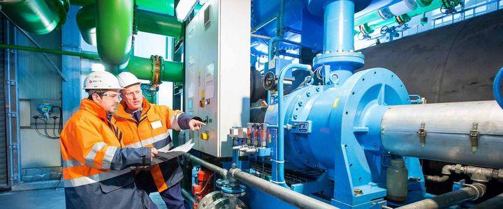 بازرسی معیارهای مصرف انرژی
