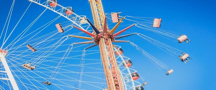 Amusement & Leisure Industry : Innovative Technology - Fun, Thrills And Safety