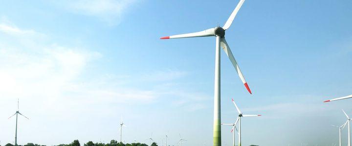 Energia Eólica - Wind Power