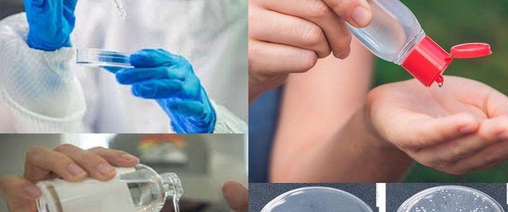 Liquid Sanitizer Efficacy Testing