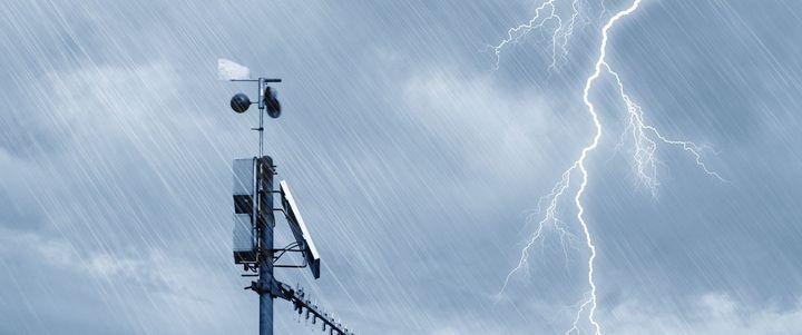 M.A.P 气象数据采集平台