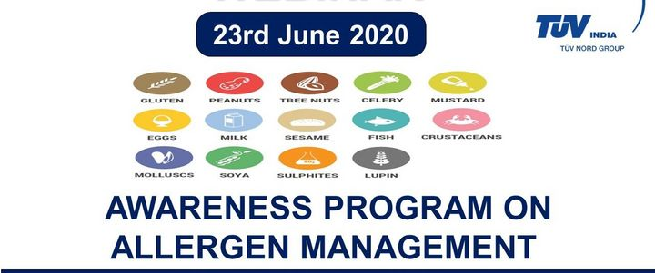 Awareness Program on Allergen Management