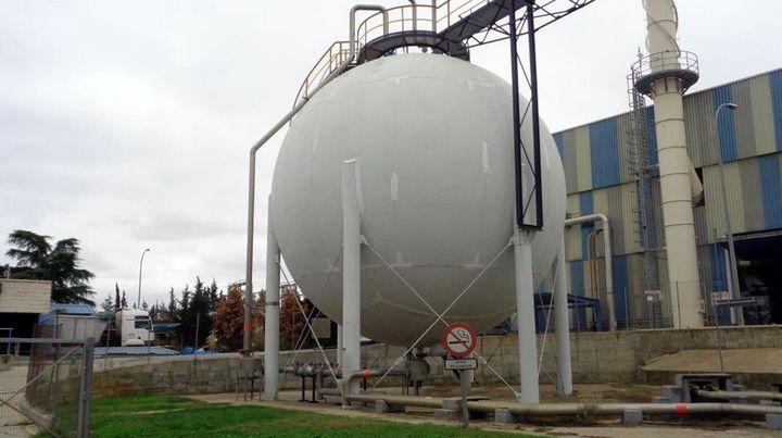Inspección de Combustibles Gaseosos
