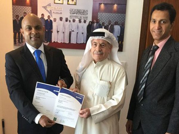 TÜV Middle East has issued the first FSC & PEFC certificates in GCC to Masar Printing & Publishing LLC